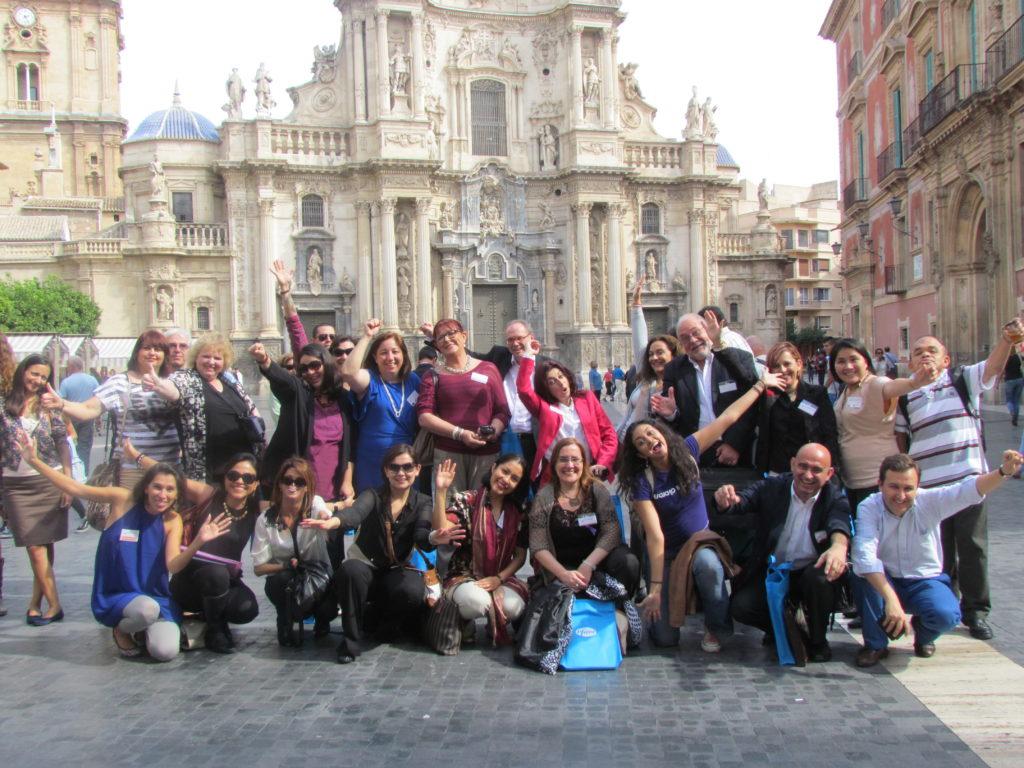 I Encuentro 2013