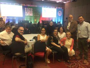Directivos de ALIBER en el 11º Foro de la Alianza Latina